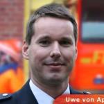 Landesjugendfeuerwehrwart Uwe von Appen  Copyright: JF Hamburg
