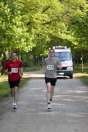 Läufer der FF Oldenfelde-Siedlung,© Thies Melfsen