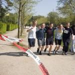 Läufer der FF Lohbrügge, © Thies Melfsen