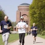 Läufer der FF Bramfeld, © Thies Melfsen