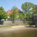 ...direkt am Zollenspieker Fährhaus... ©F-2957
