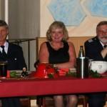 Burkhard Neumann mit seiner Frau und LBF Hermann Jonas