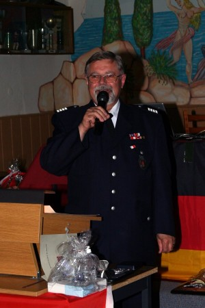 Burkhard Neumann, Bereichsführer Harburg