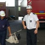 Das zusammengestellte Kölner Rettungspack