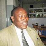 Commissioner Mohamed Kapamba, Leiter der Feuerwehren Tanzania im Ministerium of Homeaffairs