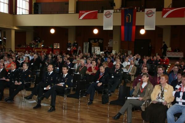 Plenum des Forums, Copyright: Silvia Darmstädter, Referentin für Presse- und Öffentlichkeitsarbeit, DFV