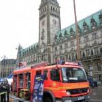 FF Pöseldorf - Löschgruppenfahrzeug / Foto: DF