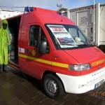 FF Blankenese - ABC-Erkundungskraftwagen / Foto: DF