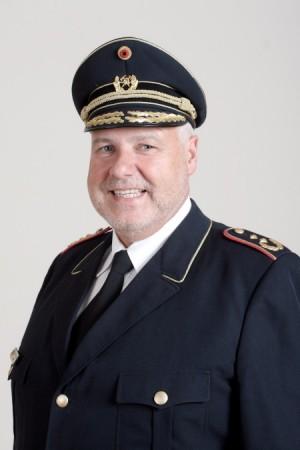 DFV-Präsident Hans-Peter Kröger