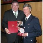 Verleihung des goldenen Portugalesers für Hermann Jonas. (©D.Frommer)