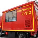 Der Gerätewagen Versorgung der FF Eißendorf. © Zeyn, FF Bille