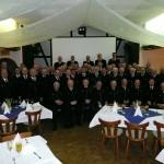 Alle Teilnehmer des Ehrenabteilungstreffens 2010 ©K. Dabelstein