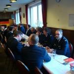 Führungskräfte des Bereiches Altona  Copyright: Sven Koopmann