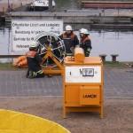 Powerpack der Firma Lamor ©FF Warwisch