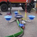 Skimmer einsatzbereit ©FF Warwisch