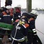 Teamarbeit Teil 2 ©FF Warwisch
