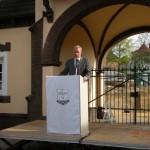 Erster Bürgermeister Ole von Beust (©D.Frommer)