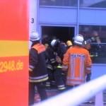 Personenrettung aus dem Gebäude