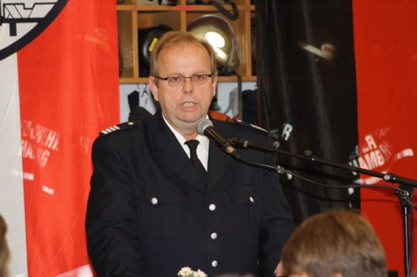 Dirk Lübkemann, Bereichsführer Walddörfer