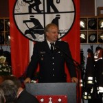 Fabian Keller, seit 2003 Wehrführer der FF Bergstedt