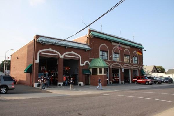 Das Hauptquartier des Mineola Fire Department <br>© FF Stellingen<br