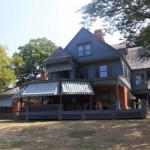 Das Haus von Präsident Roosevelt <br>© FF Stellingen<br