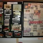 Blick in die historische Ausstellung - (©D.Frommer)