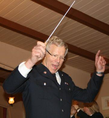 Weiterhin ist Jürgen seit Jahrzehnten im Musikzug der Neuengammer aktiv ©FF Neuengamme
