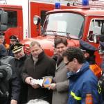 Links im Bild: DFV-Präsident Kröger (c) MT