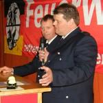 Christian Eggerstedt bei seinen Worten an die zahlreich erschienenen Gäste