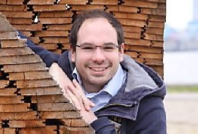 Florian Büh, Jugendfeuerwehrwart und Mitglied des Bildungsausschusses gehört zur Projektgruppe.