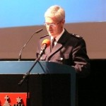 Ansprache von LBD Klaus Maurer (c) AG MuK FF HH