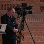 In eigener Sache: die Dokumentation der Veranstaltung durch die Arbeitsgruppe Medien und Kommunikation der FF Hamburg, Kamera: Th. Schwarz (c) AG MuK FF HH