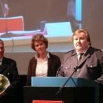 Ehrung von Frau Aschendorf (c) AG MuK FF HH