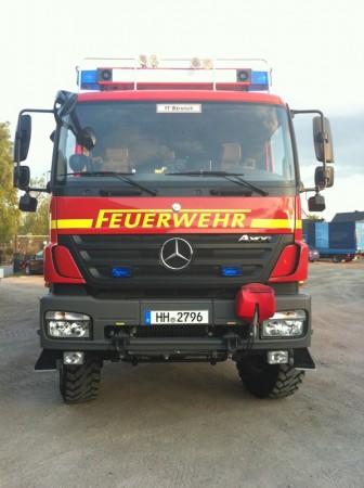 Einen neuen GW 3... ©FF Warwisch