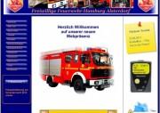 Die neue Homepage der FF-Alsterdorf