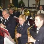 Musikzug der FF Neuengamme in Concert