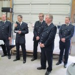 WF Bernd Rieck bedankt sich bei allen Unterstützern