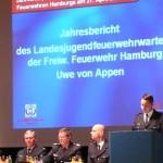 Bericht des LJFW-Warts Uwe von Appen (c) MT - AG MuK