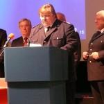 LBF Wronski bei der Ehrung der verdienten Kameraden(c) MT - AG MuK