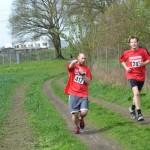 ...on the run, etwa km 2 (c) P. Toepfer JFO