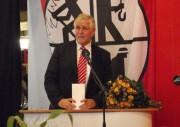 Lutz Kettenbeil, Geschäftsführer der Hanseatischen Feuerwehr-Unfallkasse Nord