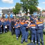 Die Gewinner der Jugendfeuerwehr Curslack