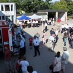 Abschlussveranstaltung auf Gelände der FF Bramfeld  19.08.2012