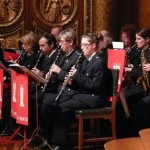 Musikalische Begleitung durch die FF Bramfeld (c) AG MuK