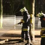 Kleinfeuer in der Holstenstraße