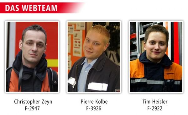 Das facebook-Team der AG MuK