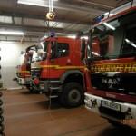 Das neue Feuerwehrhaus(© DF)