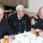 Am Tisch der FF Altengamme