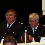 Landesbereichsführer Andre Wronski und Oberbranddirektor Klaus Maurer (re.)(c) AG MuK FF Hamburg